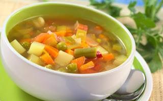 Inilah Sup Cocok Untuk Diet, Memiliki kandungan Karbohidrat yang Kenyangkan Perut Lebih Lama, Kok Bisa?