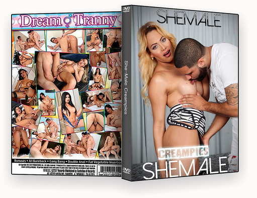 CAPA DVD – She-Male Creampies xxx 2018 – ISO