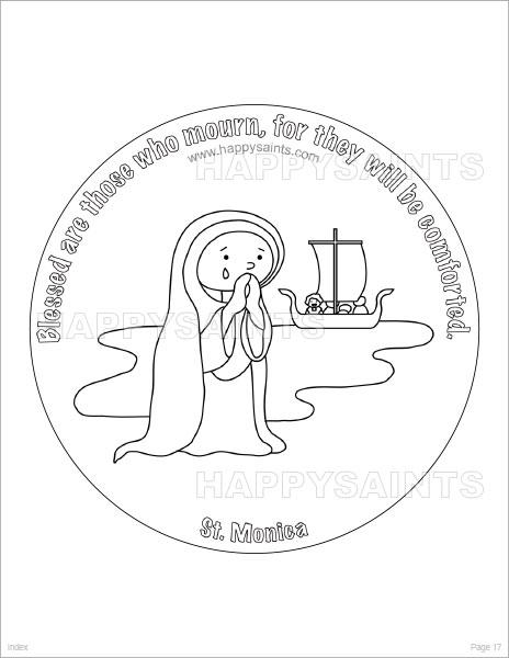 Happy Saints Happy Saints Beatitudes