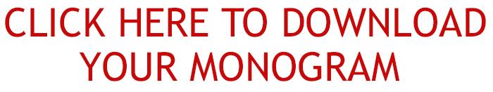 http://www.ishouldbemoppingthefloor.com/p/free-printable-monograms.html