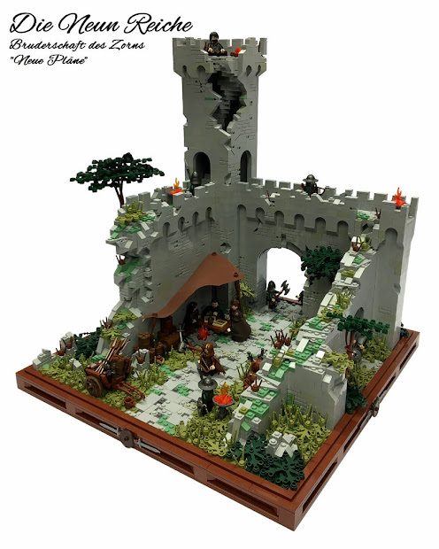 Custom Lego Building Plans - Year of Clean Water