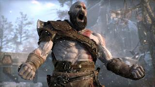 God of War 4 Kratos wallpaper 1920x1080