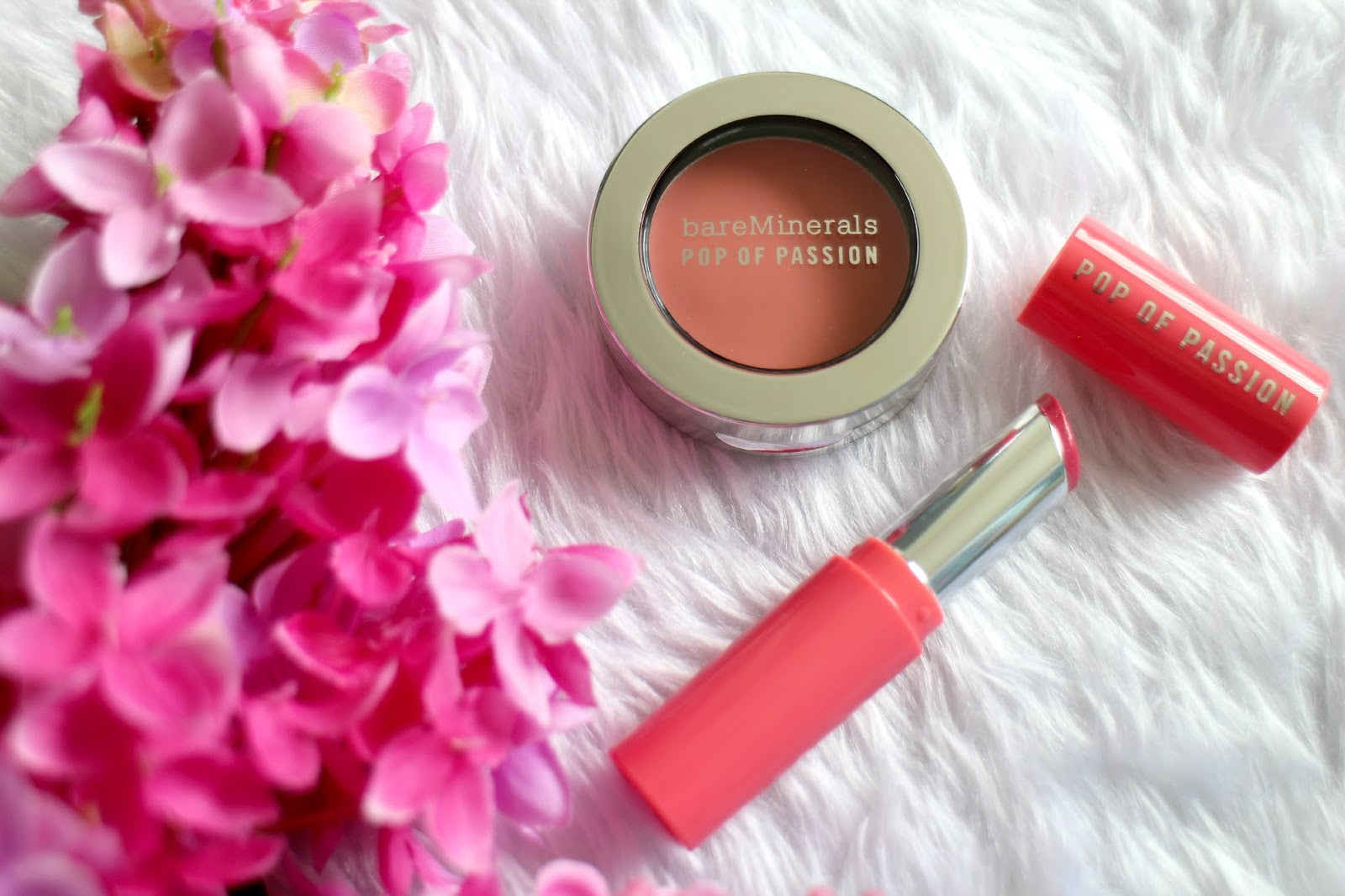 bare Minerals Pop Of Passion Review