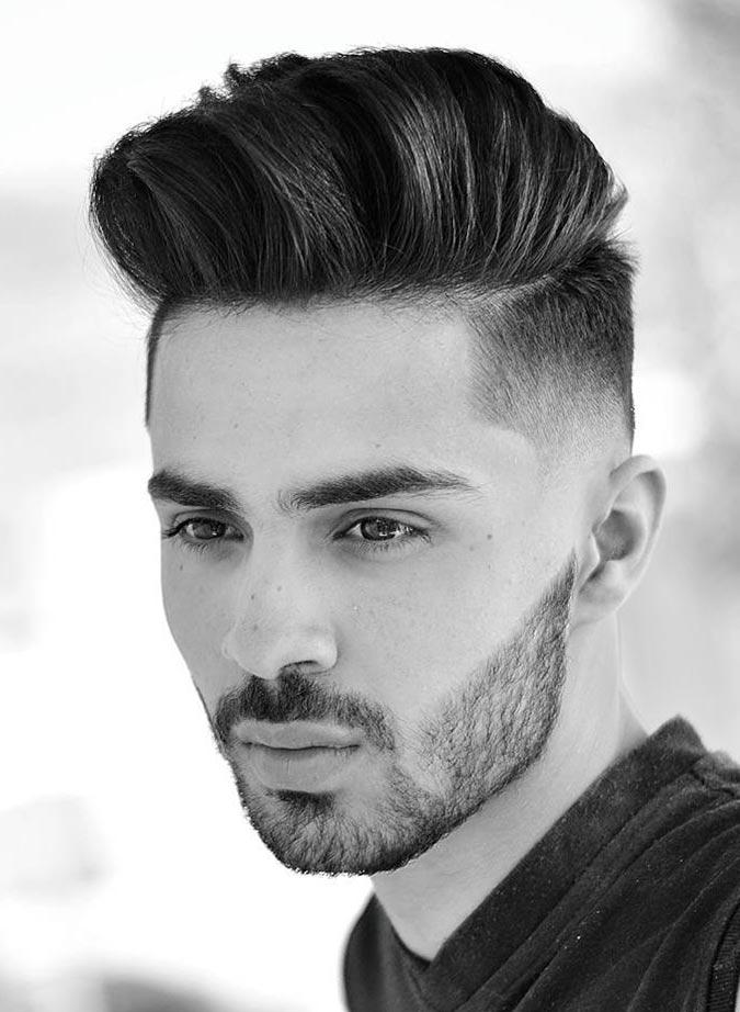 Galerry hairstyle 2016 pria undercut