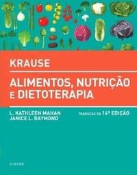 Krause. Alimentos, Nutrição E Dietoterapia. Livro, capa