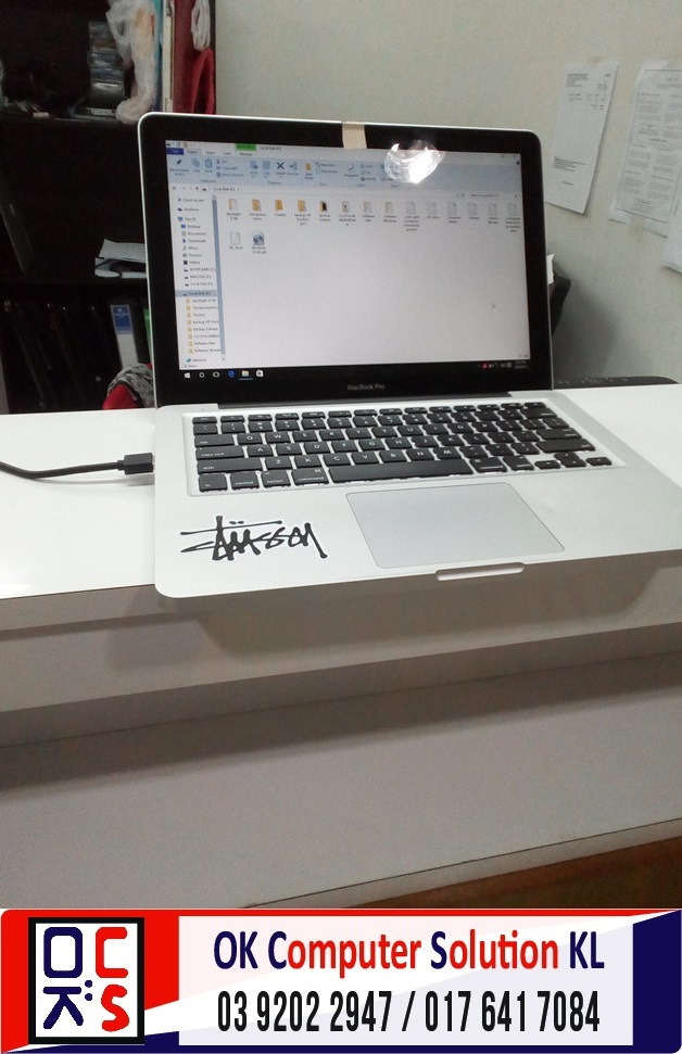 [SOLVED] MACBOOK PRO A1278 TIADA OS | REPAIR MACBOOK CHERAS 3
