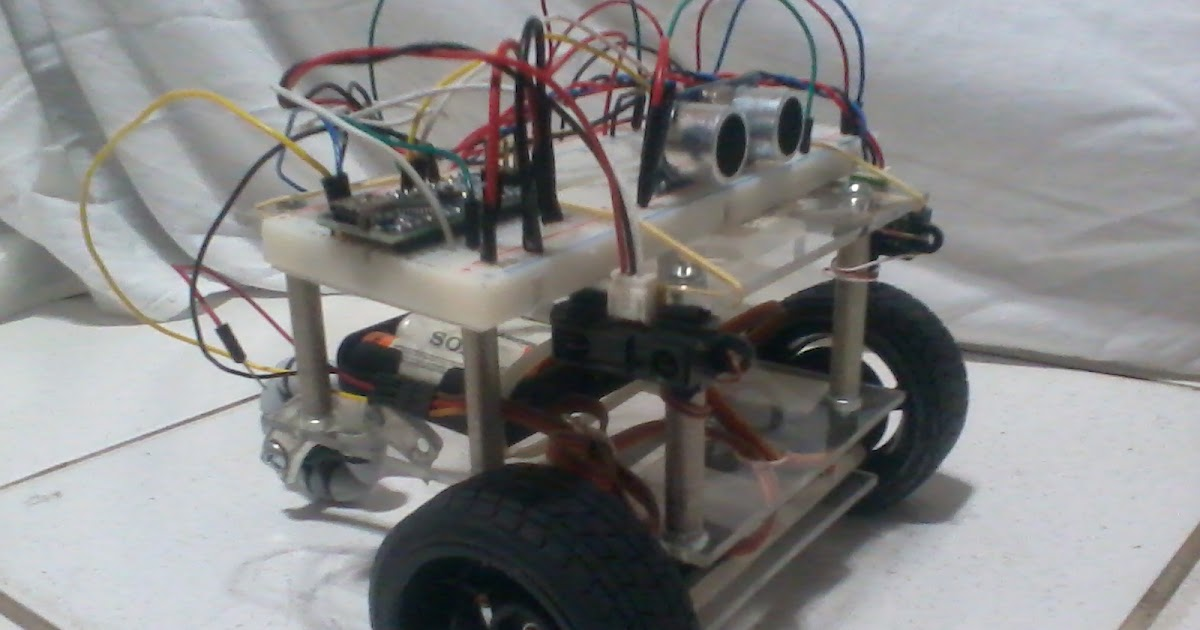 Zerokol Com Continuous2wheels For Two Wheels Servo