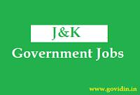 जम्मू एण्ड कश्मीर सरकारी नौकरी | Latest Jammu and Kashmir Govt Jobs 2018 | Govt Job in Jammu and Kashmir