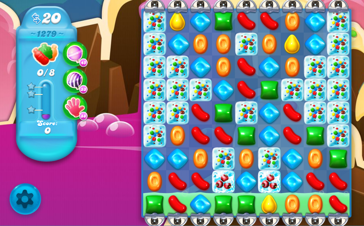 Candy Crush Soda Saga level 1279