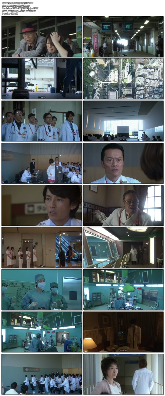 Doctor X S02 Dual Audio Complete Series 720p BRRip x265 HEVC dual audio hindi dubbed download and watch online only at world4ufree.vip
