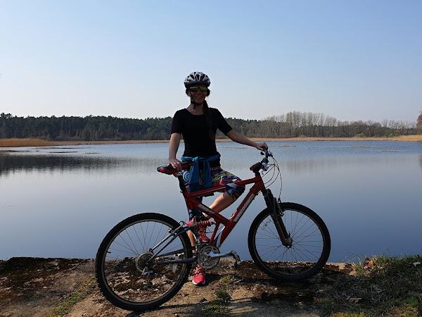 Lužická jezera na kolech - tip na víkend