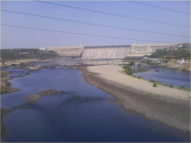 Nagarjuna sagar water storage hits 60 year record low