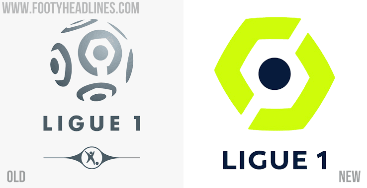 All New Ligue 1 Ligue 2 Logos Launched Update Footy Headlines