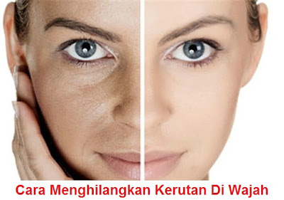 cara menghilangkan keriput di wajah - mengatasi dan mencegah kerutan pada kulit