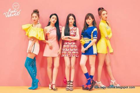 Lirik Lagu Red Velvet - With You dan Terjemahan