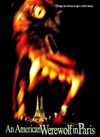 Poster Of An American Werewolf in Paris In Dual Audio Hindi English 300MB Compressed Small Size Pc Movie Free Download Only At worldfree4u.com