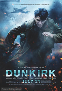 Worst to Best: Christopher Nolan: 03. Dunkirk