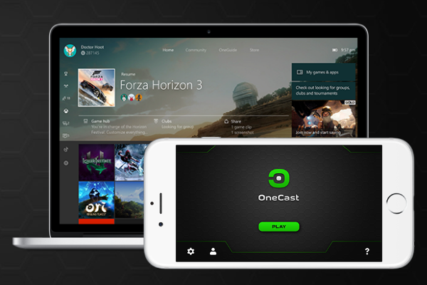 OneCast for iOS is now available, Stream your Xbox One games to your iPhone, iPad or iPod touch