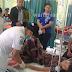 Dua Orang Penderita Tumor Ganas Diberangkatkan Ke RS Murni Teguh