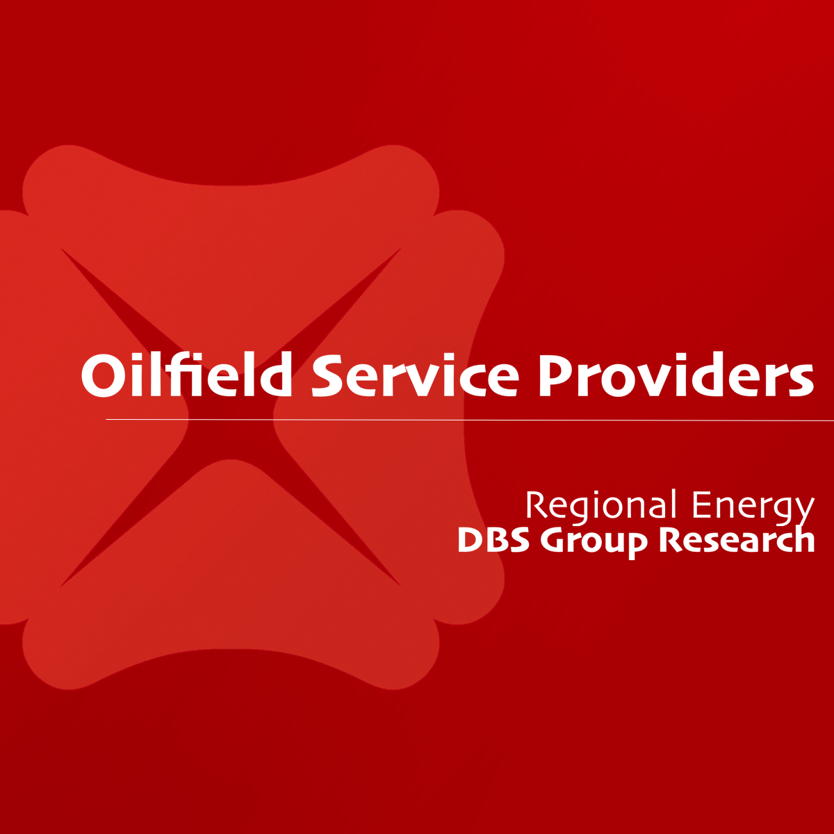 Oilfield Service Providers - DBS Group Research | SGinvestors.io