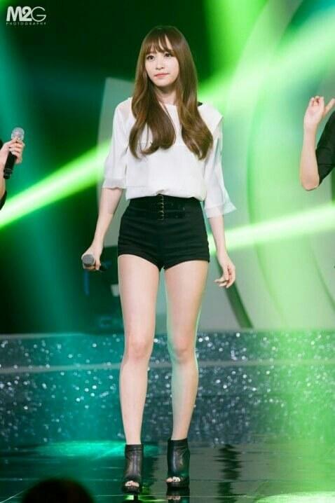 Tall female idols + merit of tall women - K-POP, K-FANS