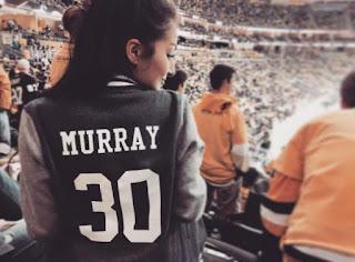 Matt Murra Murray S Girlfriend At Stanly Cup Finals