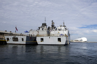Joint Naval Exercise Between India and Australia- AUSINDEX
