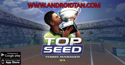 TOP SEED Tennis Manager Mod Apk v2.21.10 Unlimited Money Terbaru