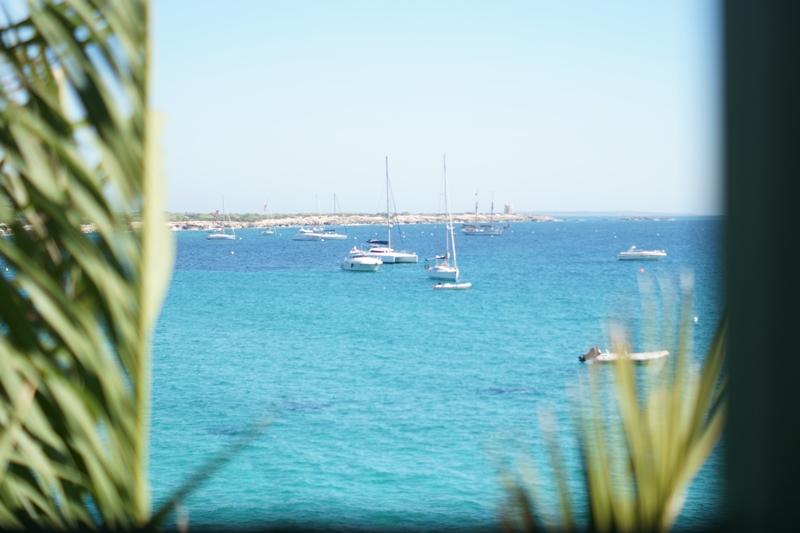 Blog + Fotografie by it's me! - Ses Salines, Ibiza - Blick aufs Meer