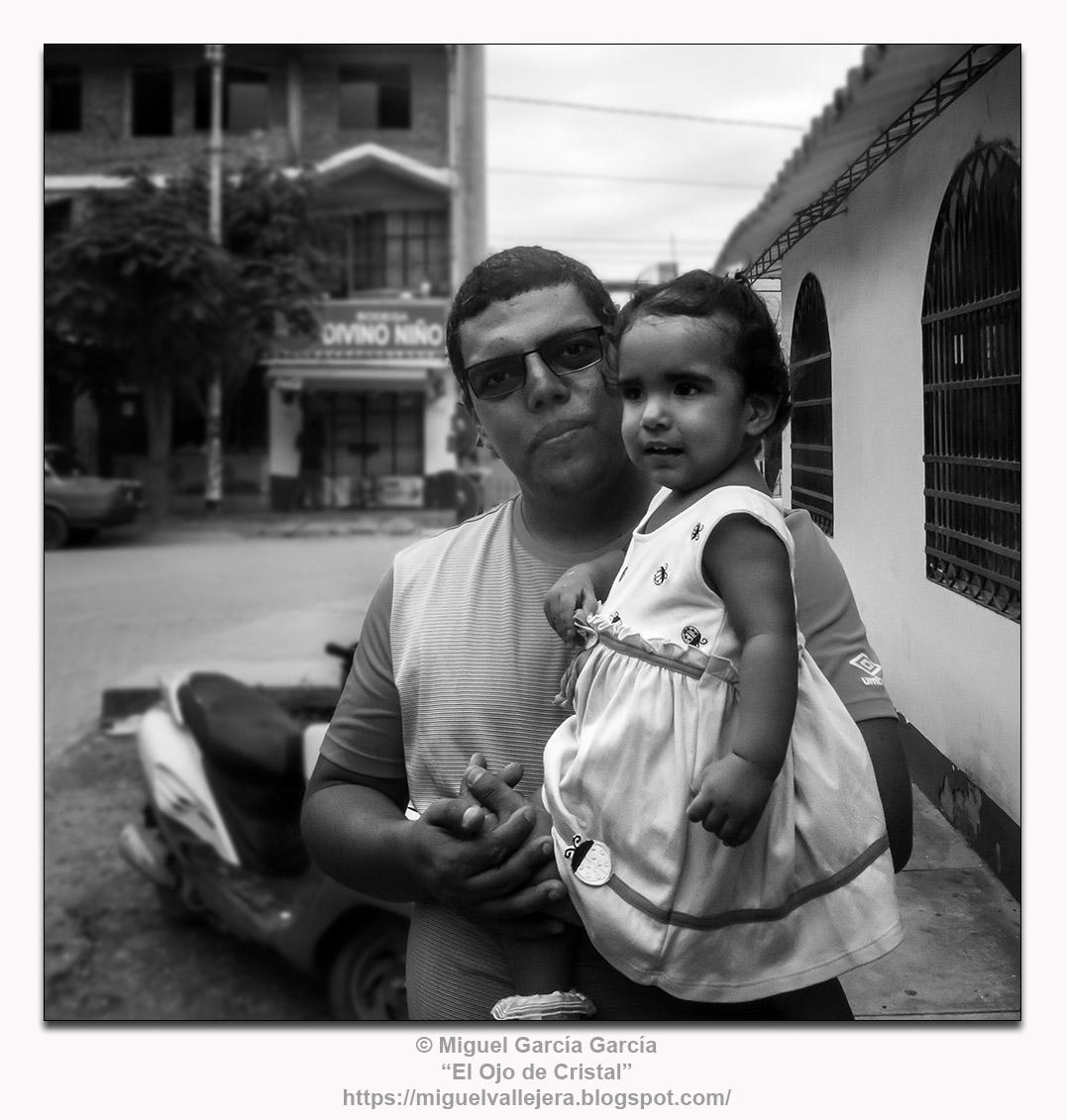Fenómeno del Niño 2017, Piura (Perú). Mary Ana y José Rodolfo.