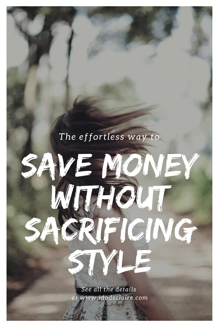 How to Save Money Without Sacrificing Style