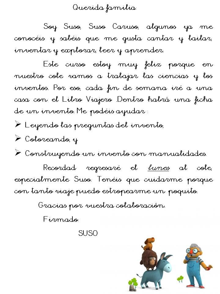 Maestra De Infantil El Libro Viajero De Los Inventos