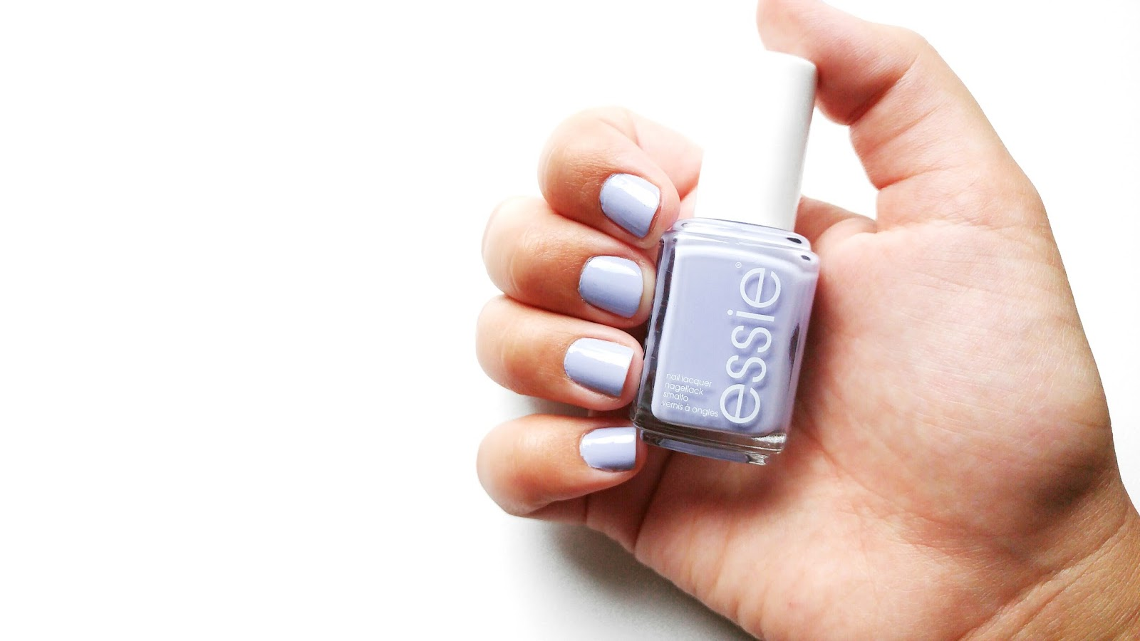 Essie Winter Collection 2016 Swatched and Reviewed, Essie Virgin Snow