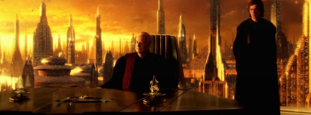 facebook timeline cover anakin and palpatine