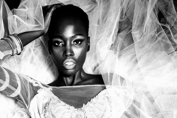 How a South Sudanese refugee became a supermodel