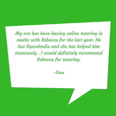 Online tutoring review - Sian