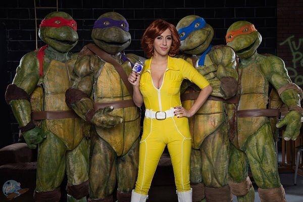 Teenage Mutant Ninja Turtles 2 TcXaZzh