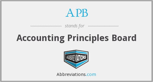 Pengertian Akuntansi Menurut Accounting Principle Board (APB)