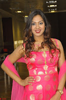 Sindhu Shivarama in Pink Ethnic Anarkali Dress 19.JPG