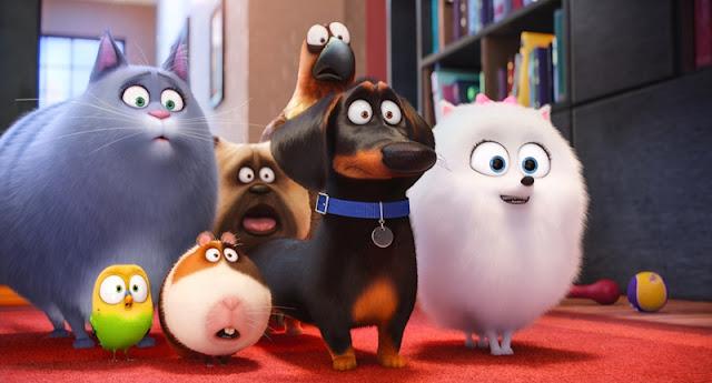 Tajný život mazlíčků (The Secret Life Of Pets) – Recenze