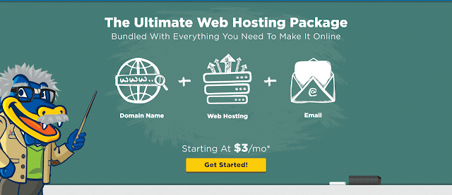 HostGator Web Hosting Promo Code - Header