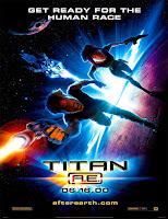 Poster de Titan A.E.