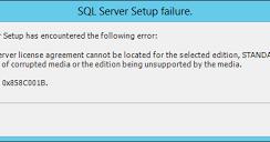Error 0x858c001b al instalar SQL Server   Atlas SBI Knowlege base
