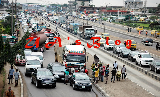 Driver, conductor 'disappear' as truck crushes pregnant woman to death in Abuja