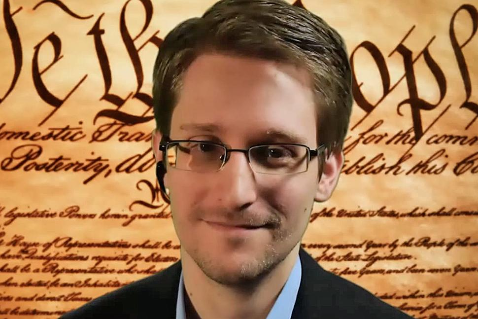 Edward Snowden, American Patriot