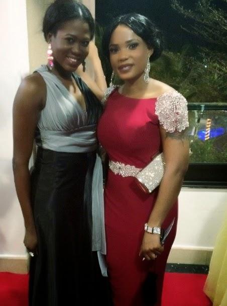 Gospel Star Tope Alabi & Nollywood Actress Adunni Ade Are NeighboursNaijaGistsBlog Nigeria