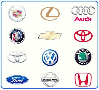 Logo Automobile vector by webdesignhot.com
