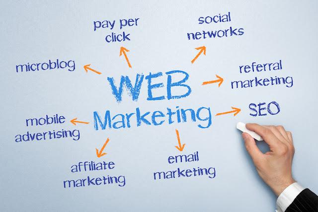 tu luyện Marketing Online trong năm 2016