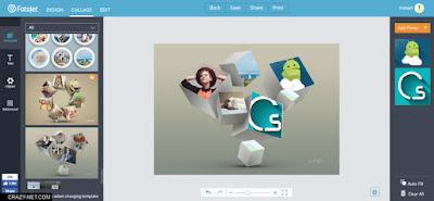 موقع مميز لتعديل وتصميم الصور و اضافة الملصقات