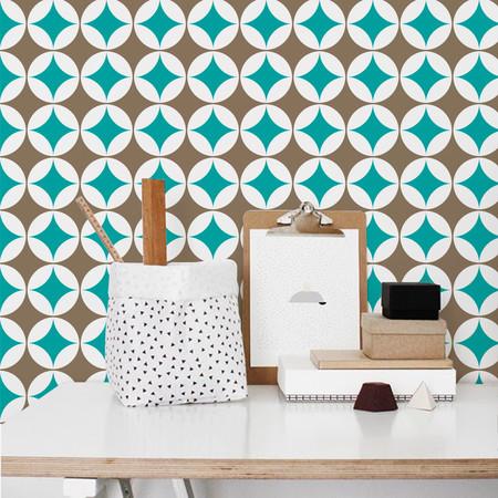 Sugestão de loja para comprar papel de parede, almofadas e roupas